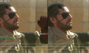 Metal Gear Solid 5 The Phantom Pain : PS4 vs Xbox One, qui a le meilleur framerate ?