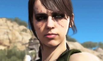 """Metal Gear Online : découvrez le trailer de lancement pour le DLC """"Cloaked in Silence"""""""