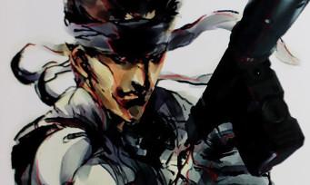 Metal Gear Solid : Konami impliqué dans l'annulation du remake fait par les fans ?