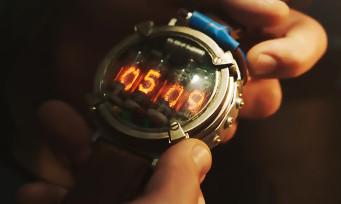 Metro Exodus : un gros collector à seulement 10 exemplaires, une vraie montre Nixie dedans