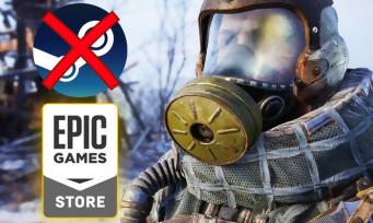 Metro Exodus : la version PC finalement exclusive à l'Epic Games Store, un coup dur pour Steam