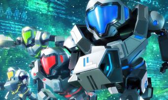 Metroid Prime Federation Force : Nintendo explique l'absence de Samus Aran