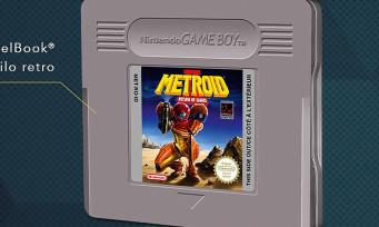 Metroid Samus Returns : une réplique d'une cartouche Game Boy dans le collector du jeu