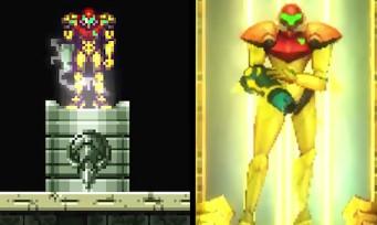 Metroid Samus Returns : comparatif vidéo entre le remake 3DS et le jeu sur Game Boy