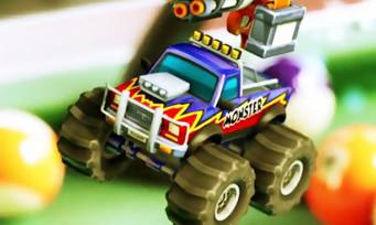 Micro Machines World Series : le mode Battle Mayhem se met en scène dans cette nouvelle vidéo