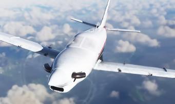 Flight Simulator : de sublimes nuages dans ce carnet de développeur