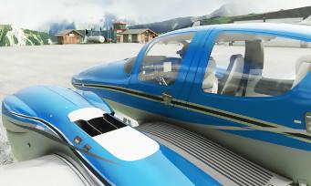 Microsoft Flight Simulator : de nouvelles images sublimes