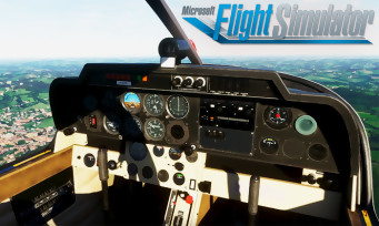 Microsoft Flight Simulator : six minutes dans des cockpits d'une précision dantesque