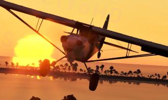 Microsoft Flight Simulator : des nouvelles images qui en mettent plein la vue, la bêta fermée en approche