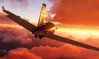 Microsoft Flight Simulator : une nouvelle flopée d'images la tête dans les nuages