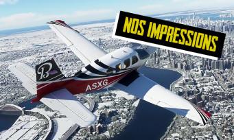 Microsoft Flight Simulator: le simulateur de vol ultime ? Nos impressions