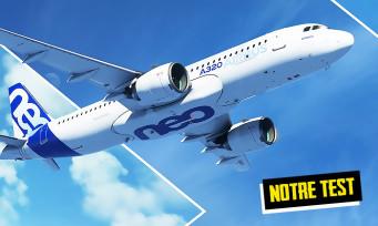 Test Microsoft Flight Simulator : c'est bien le jeu next gen' avant l'heure !