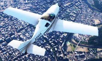 Microsoft Flight Simulator : un bien beau trailer pour la mise à jour du Japon