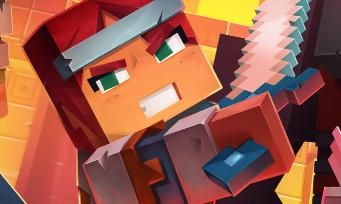 Minecraft Dungeons : le DLC Jungle Awakens s'offre un trailer