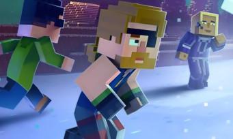 Minecraft Story Mode Saison 2 Episode 2 : un trailer lourd de conséquences