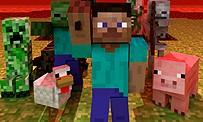 Test Minecraft Xbox 360