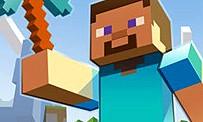 Test vidéo Minecraft sur Xbox 360