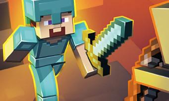 Minecraft : la version PS Vita repoussée au mois de septembre ?