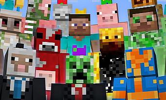 E3 2014 : Minecraft se dévoile sur PS4 via un trailer