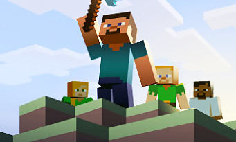 Minecraft : un trailer pour la version PS Vita au Tokyo Game Show 2014