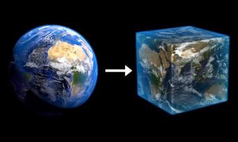 Minecraft : 130 000 joueurs sont en train de recréer la Terre à l'échelle 1:1 dans le jeu