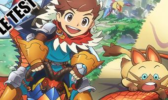 Test Monster Hunter Stories : le Pokémon-like de Capcom