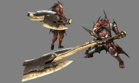 Monster Hunter Tri : packs et trailer