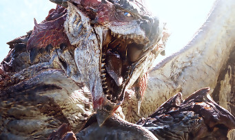Monster Hunter World : 20 minutes de gameplay avec des monstres impressionnants