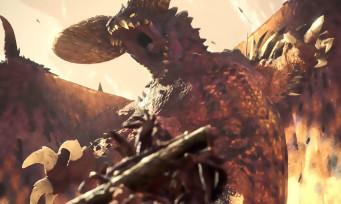 Monster Hunter World : la chasse au Nergigante ouvre ses portes en vidéo