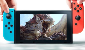 Monster Hunter World aussi sur Nintendo Switch ? Capcom répond
