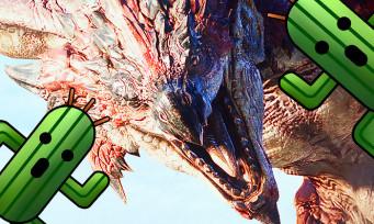 Monster Hunter World : la collab avec Final Fantasy XIV se précise, attention au Behemoth !