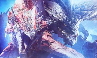 Monster Hunter World : un trailer élogieux pour l'extension Iceborne, la presse US visiblement enchantée