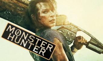 Monster Hunter : premières affiches officielles pour le film avec Milla Jovovich