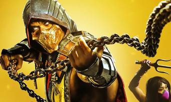 Mortal Kombat 11 : le jeu débarque enfin sur les consoles next-gen, un trailer de lancement brutal