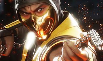 Mortal Kombat 11 : voici les premières images de gameplay, ça tâche