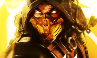 Mortal Kombat 11 : l'image qui servira de jaquette a été dévoilée, c'est subtilement agressif