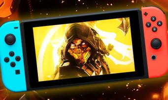 Mortal Kombat 11 : le framerate de la version Switch révélé, la baston s'annonce plus fluide
