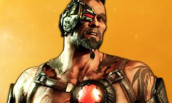 Mortal Kombat 11 : Kano confirmé au casting, première image