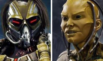 Mortal Kombat 11 : Kabal et D'Vorah seront bien jouables, les voilà en vidéos