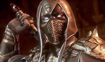 Mortal Kombat 11 : Noob Saibot arrive dans un trailer sans pitié, attention ça tâche