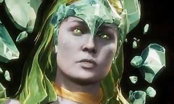 Mortal Kombat 11 : Cetrion entre dans l'arène, une puissance divine qui maîtrise la nature