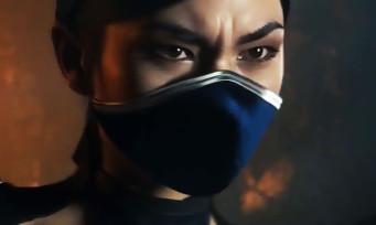 Mortal Kombat 11 : premiers visuels bien classes de Kitana dans un spot TV qui déménage