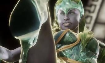 Mortal Kombat 11 : un trailer pour présenter Cetrion, sa Fatality est complètement folle