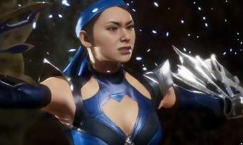 Mortal Kombat 11 : au tour de Kitana de nous montrer sa Fatalité dans un trailer de gameplay