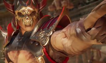 Mortal Kombat 11 : au tour de Shao Khan de nous révéler sa Fatalité d'une violence extrême