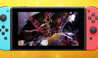 Mortal Kombat 11 : la version Nintendo Switch se montre enfin, il y a du downgrade