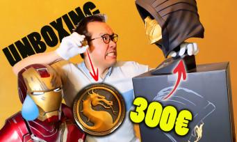 Mortal Kombat 11 : notre unboxing du Kollector à 300€ + des goodies exclusifs