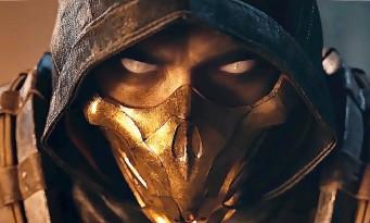 Mortal Kombat 11 : la bande-son est disponible à l'écoute en streaming, ça va swinguer