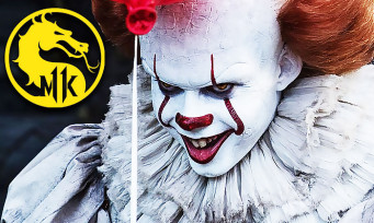 Mortal Kombat 11 : le terrifiant clown de Ça en DLC ? Ed Boon aimerait bien