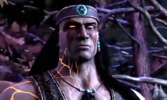 Mortal Kombat 11 : Nightwolf bientôt annoncé en DLC ? On dirait